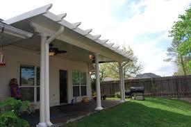 patio cover insulated aluminum metal