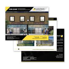 Commercial Flyers Commercial Real Estate Flyers Ml Jordan