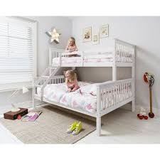 single beds for teenagers. Brilliant Single Hanna Triple Bed Bunk In White Intended Single Beds For Teenagers O