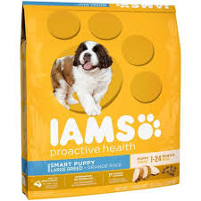 Iams Puppy Food Large Breed Feeding Chart Iams Proactive Health Smart Puppy Large Breed Dry Puppy Food