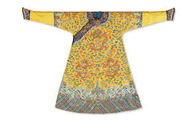 Collecting guide: <b>Chinese</b> robes From the colour of your <b>outfit</b> to the ...