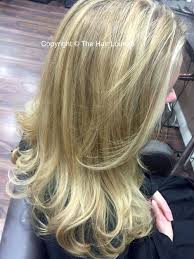 Blonde Highlights Natural Looking Different Colours