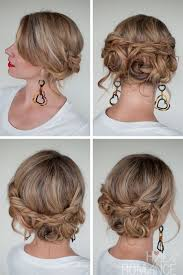quick easy updos for long hair photo 9