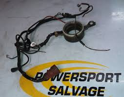 omc evinrude johnson wiring harness 1964 40 hp big twin • 64 99 johnson evinrude omc 115 135 140 hp v4 pickup coil wiring harness 78 79 80 81