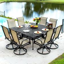 7 piece patio dining sets clearance patio furniture clearance home depot 7 piece patio set patio