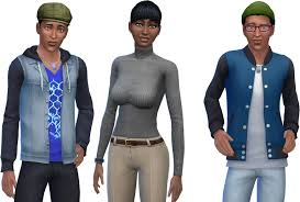 Genetics thread! Show your sims :D — The Sims Forums