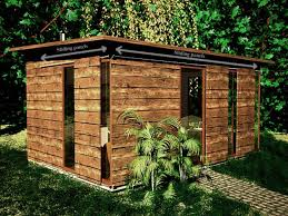 garden office design ideas. The Winning Design Is Cleverly Thought Out And Divides Aluminium-framed Office Into A Meeting Area, Working Area Storage/utilities Area. Garden Ideas