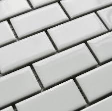 home improvement white porcelain backsplash tile subway ceramic mosaic kitchen wall tiles pcmt046 bathroom floor tile