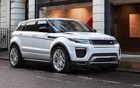 Range Rover Evoque (L538) (2011 - ) official details, specs, news ...