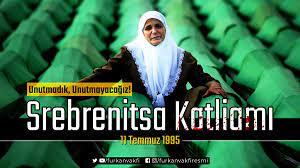 """Furkan Vakfı on Twitter: """"Unutmadık, Unutmayacağız! """"Srebrenitsa Katliamı  Yıldönümü"""" -11 Temmuz 1995- Okumak için linke tıklayın;  https://t.co/Hm08z8S0cY… https://t.co/wLj2UHBryt"""""""