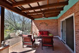 roof patio arizona architect contractor design build outdoor metal throughout corrugated metal patio roof designs 3411
