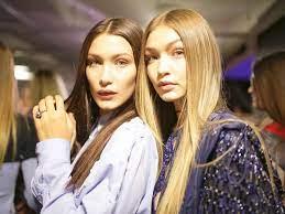 Super-Schwestern Bella und Gigi Hadid ...