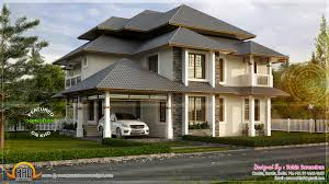 Traditional Contemporary House Designs Beautiful Modern Traditional Mix Home Kerala Home Design