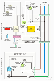 car ac diagram. split system ac wiring diagram mehran car showy air conditioner