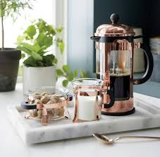 Beautiful Brew: The Bodum Chambord copper French press makes such perfect  coffee, you'