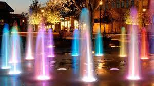 market street fountain houston texas