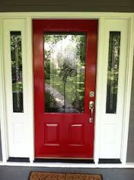 red painted exterior doors. image result for red front door | pinterest doors, entrances and doors painted exterior o