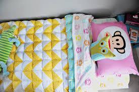 A Twin Size Chevron Puff Quilt! - Honeybear Lane & A Twin Size Chevron Puff Quilt! Adamdwight.com