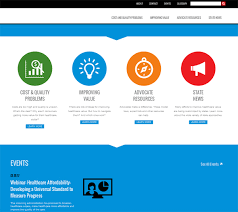Interactive Data Visualizations Website With Data Visualizations Blue Atlas Interactive