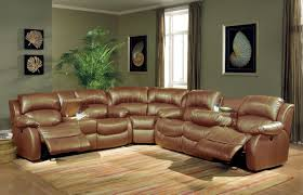Black Leather Sectional Sofa With Recliner Leather Sectional Sofa Recliner Book Of Stefanie