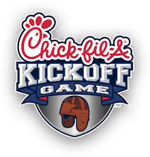 Chick-fil-A Kickoff Game Unveils New Logo | Chick-fil-A Kickoff Game