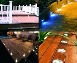 led deck lighting ideas. Outdoor Led Deck Lighting Ideas Charming Pool Light O