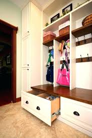 no front closet solutions full image for entryway and mudroom storage solutions for families on the