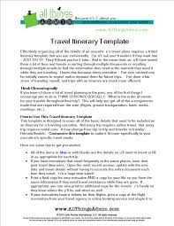 what is a travel itinerary business travel itinerary templates at allbusinesstemplates