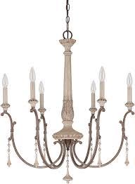 capital lighting 4096fo cau traditional french oak chandelier light loading zoom