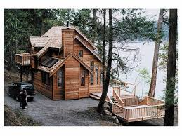 Small Lake Cottage House Plans Cool Lake House Designs  building a