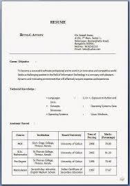 How To Write Biodata For Job Application Konel Kaptanband Co