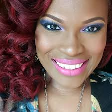 being a successful makeup artist is not just an interest not just a pion but for taria lynn it s a daily faith walk