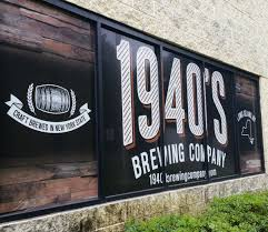 Image result for 1940s brewing co