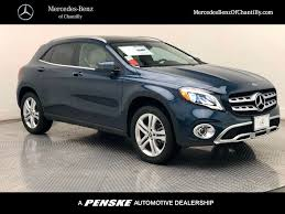 22 city / 30 hwy. Used 2020 Mercedes Benz Gla Gla 250 4matic Suv For Sale Chantilly Va Penskecars Com