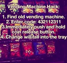 How To Havk A Vending Machine Delectable Musely