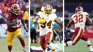 Washington Rb Depth Chart How Derrius Guices Torn Acl Affects The Redskins Running