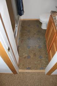 Cork Flooring In The Kitchen Photos Of Cork Flooring Installed In A Bathroom Bend Oregon