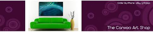 large canvas art prints stretched