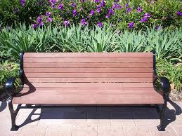 Park Bench - Fab Over 40