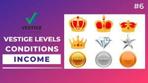Vestiige All Pin Levels Conditions And Income Vestige Level Chart