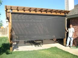 outdoor roller shades costco. Solar Sun Shade Costco Large Outdoor Roller Shades Patio Exterior S