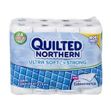 Quilted Northern Ultra Soft & Strong® Toilet Paper, 24 Double ... & Quilted Northern Ultra Soft & Strong® Toilet Paper, 24 Double Rolls, Bath  Tissue Adamdwight.com