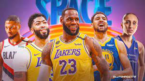 Lakers news: LeBron James' message to 'Space Jam 2' star cast