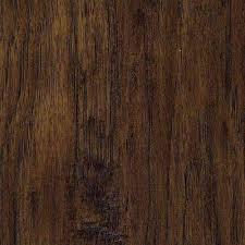 dark wood flooring texture. Hand Scraped Saratoga Hickory 7 Mm Thick X 7-2/3 In. Wide Dark Wood Flooring Texture N