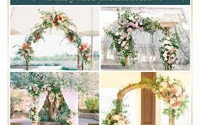 Very romantic backyard wedding decor ideas Wedding Reception Backyard Wedding Arch Ideas The Wedding Guide Uk Backyard Wedding Arch Ideas The Wedding Guide Uk