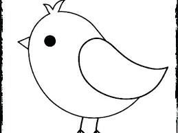 Printable Bird Coloring Pages Free Printable Bird Coloring Pages