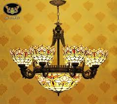 stained glass chandeliers stained glass ceiling light panels