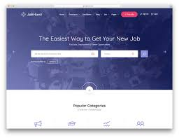Free Web Templates For Employee Management System Top 18 Html5 Job Board Websites Templates 2019 Colorlib