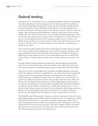 essay about the use of animals in scientific r image gallery  essay about using animals for medical research