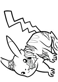 Coloring Pages Pikachu Coloring Pages Ash Gallery And Pokemon